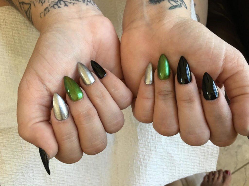 Tigress Claws - Pin Up Nail Bar - Las Vegas, NV